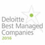Deloitte Best Managed Company 2016
